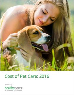 Rapport sur le coût des soins de Healthy Paws